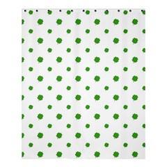 Saint Patrick Motif Pattern Shower Curtain 60  x 72  (Medium)