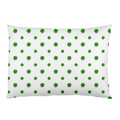 Saint Patrick Motif Pattern Pillow Case (Two Sides)