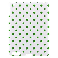 Saint Patrick Motif Pattern Apple iPad 3/4 Hardshell Case