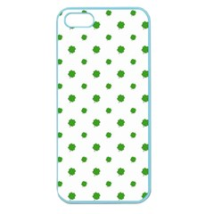 Saint Patrick Motif Pattern Apple Seamless iPhone 5 Case (Color)