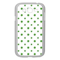 Saint Patrick Motif Pattern Samsung Galaxy Grand DUOS I9082 Case (White)