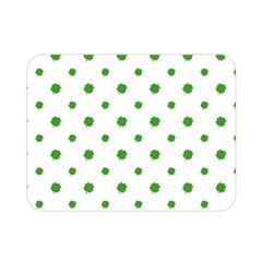 Saint Patrick Motif Pattern Double Sided Flano Blanket (Mini)