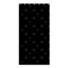 After The Party Shower Curtain 36  X 72  (stall)