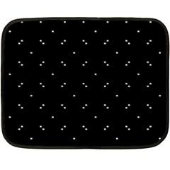 After The Party Double Sided Fleece Blanket (mini)