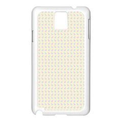 Baby Ducks Samsung Galaxy Note 3 N9005 Case (white)
