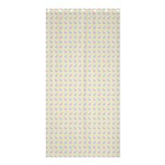 Baby Ducks Shower Curtain 36  X 72  (stall)