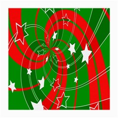 Background Abstract Christmas Medium Glasses Cloth