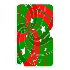 Background Abstract Christmas Memory Card Reader