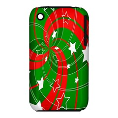 Background Abstract Christmas iPhone 3S/3GS