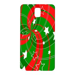 Background Abstract Christmas Samsung Galaxy Note 3 N9005 Hardshell Back Case