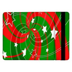 Background Abstract Christmas Samsung Galaxy Tab Pro 12 2  Flip Case