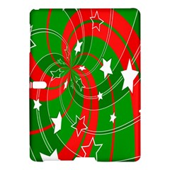 Background Abstract Christmas Samsung Galaxy Tab S (10.5 ) Hardshell Case