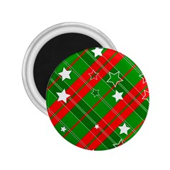 Background Abstract Christmas 2.25  Magnets