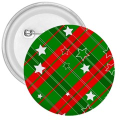 Background Abstract Christmas 3  Buttons