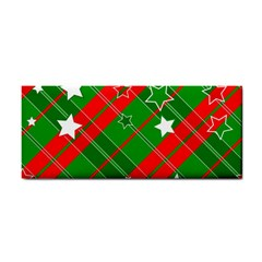Background Abstract Christmas Cosmetic Storage Cases