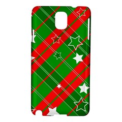 Background Abstract Christmas Samsung Galaxy Note 3 N9005 Hardshell Case