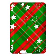 Background Abstract Christmas Kindle Fire HDX Hardshell Case