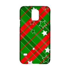 Background Abstract Christmas Samsung Galaxy S5 Hardshell Case