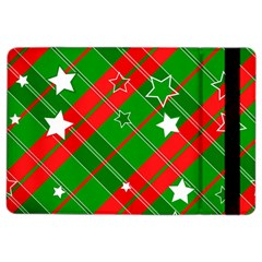 Background Abstract Christmas Ipad Air 2 Flip