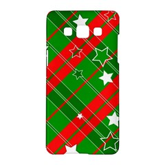 Background Abstract Christmas Samsung Galaxy A5 Hardshell Case