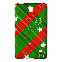 Background Abstract Christmas Samsung Galaxy Tab 4 (7 ) Hardshell Case