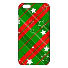 Background Abstract Christmas iPhone 6 Plus/6S Plus TPU Case
