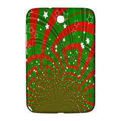 Background Abstract Christmas Pattern Samsung Galaxy Note 8 0 N5100 Hardshell Case