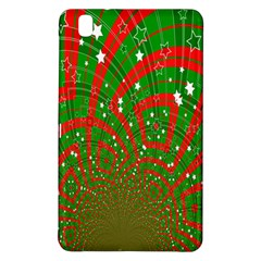 Background Abstract Christmas Pattern Samsung Galaxy Tab Pro 8.4 Hardshell Case