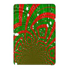 Background Abstract Christmas Pattern Samsung Galaxy Tab Pro 12 2 Hardshell Case