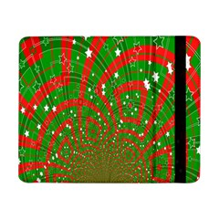 Background Abstract Christmas Pattern Samsung Galaxy Tab Pro 8 4  Flip Case