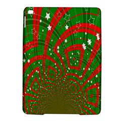 Background Abstract Christmas Pattern Ipad Air 2 Hardshell Cases