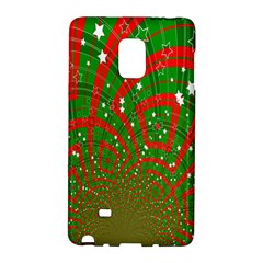 Background Abstract Christmas Pattern Galaxy Note Edge