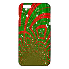 Background Abstract Christmas Pattern Iphone 6 Plus/6s Plus Tpu Case