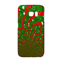 Background Abstract Christmas Pattern Galaxy S6 Edge