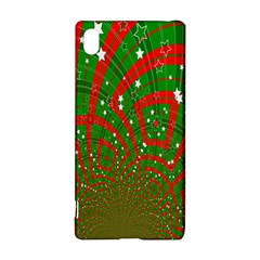Background Abstract Christmas Pattern Sony Xperia Z3+