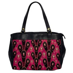 Background Abstract Pattern Office Handbags