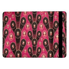 Background Abstract Pattern Samsung Galaxy Tab Pro 12.2  Flip Case