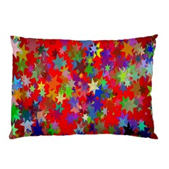 Background Celebration Christmas Pillow Case (Two Sides)