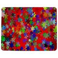Background Celebration Christmas Jigsaw Puzzle Photo Stand (Rectangular)