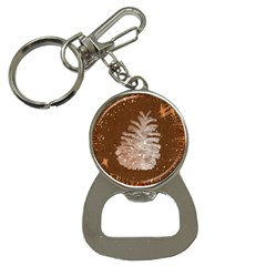 Background Christmas Tree Christmas Button Necklaces