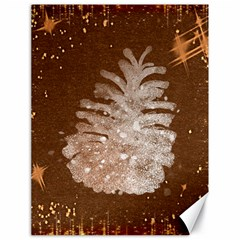 Background Christmas Tree Christmas Canvas 18  x 24