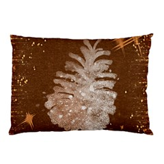 Background Christmas Tree Christmas Pillow Case