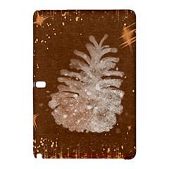 Background Christmas Tree Christmas Samsung Galaxy Tab Pro 10 1 Hardshell Case