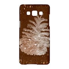 Background Christmas Tree Christmas Samsung Galaxy A5 Hardshell Case