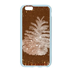 Background Christmas Tree Christmas Apple Seamless iPhone 6/6S Case (Color)
