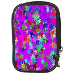 Background Celebration Christmas Compact Camera Cases