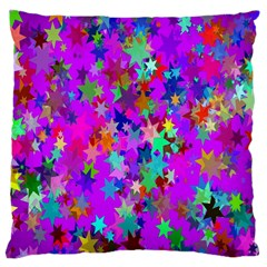 Background Celebration Christmas Large Cushion Case (One Side)