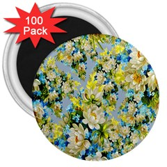 Background Backdrop Patterns 3  Magnets (100 Pack)
