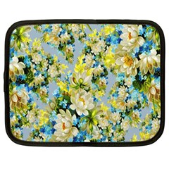 Background Backdrop Patterns Netbook Case (XXL)