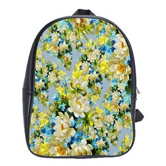 Background Backdrop Patterns School Bags(Large)